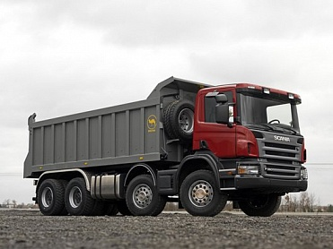 Scania, Iveco, MAN (20-22 м³)